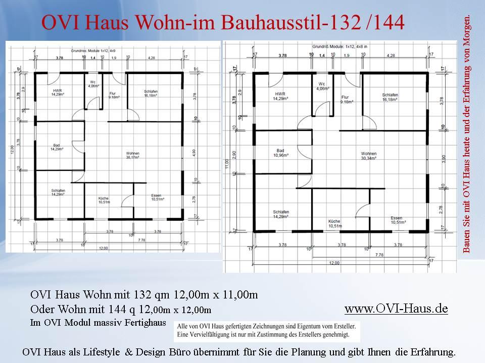 Stadtvilla 130 qm  Referenzen mit OVI Modulhaus